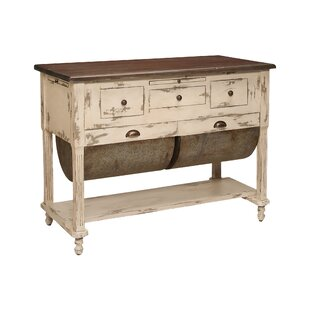 Lark Manor Simon Kitchen Island