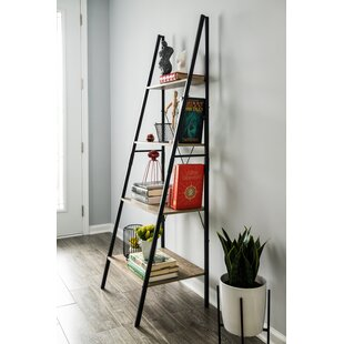 Cherri A frame Ladder Bookcase