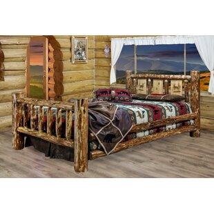 Tustin Panel Bed