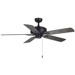 52 Claverton 5-Blade Outdoor Ceiling Fan