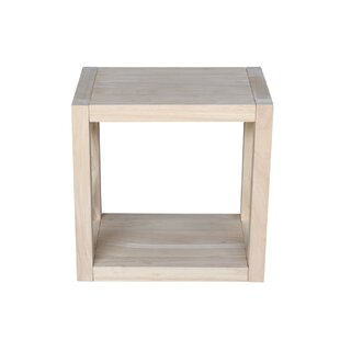 Towner Narrow End Table by Aug..