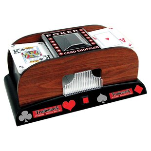 Poker Card Shuffler by Trademark Global