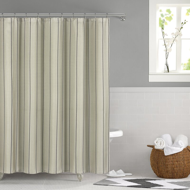Taghkanic Stripe Shower Curtain