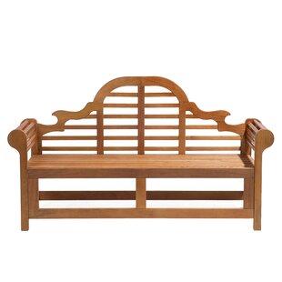 Muireann Wooden Bench Image