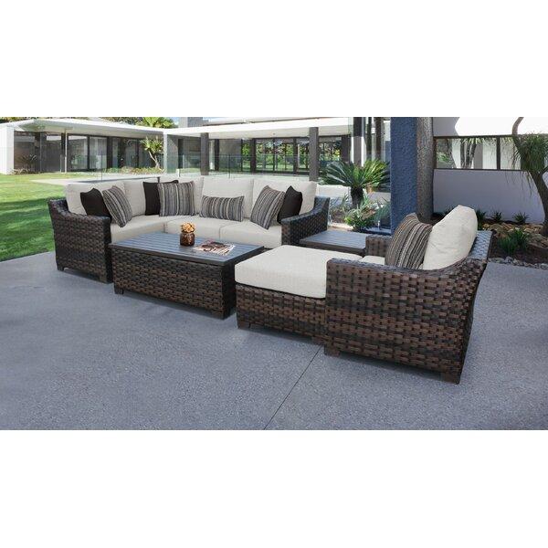 Miraculous Aluminum Frame Patio Furniture Wayfair Dailytribune Chair Design For Home Dailytribuneorg