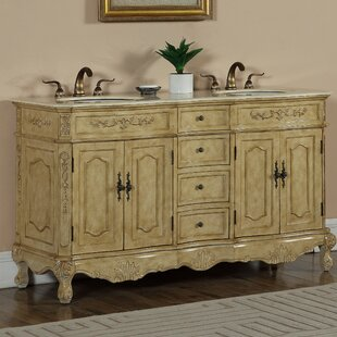Compare & Buy Mangold 60 Double Bathroom Vanity Set By Astoria Grand