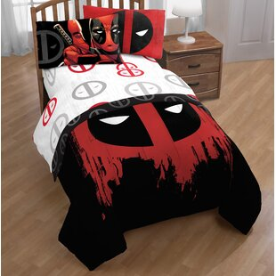 Deadpool Omitted Sheet Set