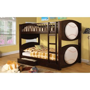 Savings Anthony Twin Bunk Bed with Storage by Zoomie Kids Reviews (2019) & Buyer's Guide
