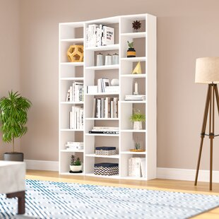 Napolitano Composition 2012-002 Geometric Bookcase