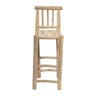 Sayer 70cm Bar Stool (Set Of 2) By Union Rustic
