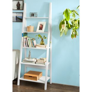 Skarthi Ladder Bookcase By 17 Stories
