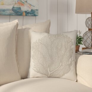 Brookline Coastal II Indoor/Outdoor Throw Pillow