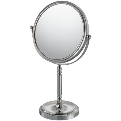 Mirror Image Mirror Image Vanity Mirror Finish: Chrome