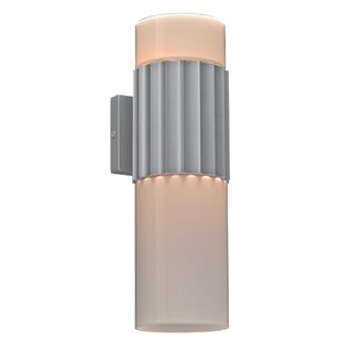Affordable Price Lynmouth 2-Light Outdoor Sconce By Ebern Designs