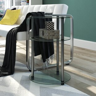 Best Price Beckett Three Tier End Table By Ebern Designs