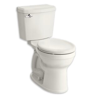 American Standard Champion 1.28 GPF Round Two-Piece Toilet