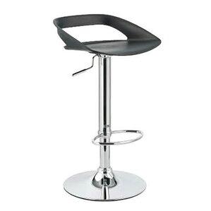 Chi Adjustable Height Swivel Bar Stool by Vandue Corporation