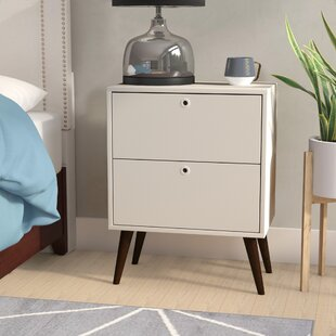Rabun 2 Drawer Nightstand by Langley Street