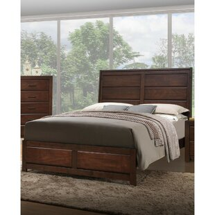 Mittler Immaculate Wooden Panel Bed