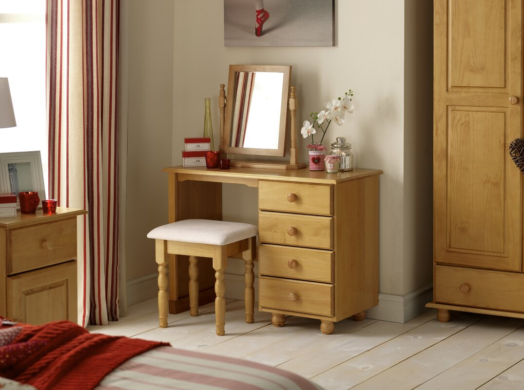 Woodward Dressing Table. All Home Woodward Dressing Table   Reviews   Wayfair co uk