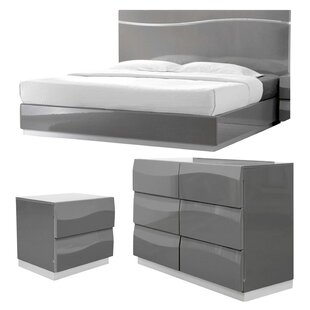 Moumoune Platform Configurable Bedroom Set