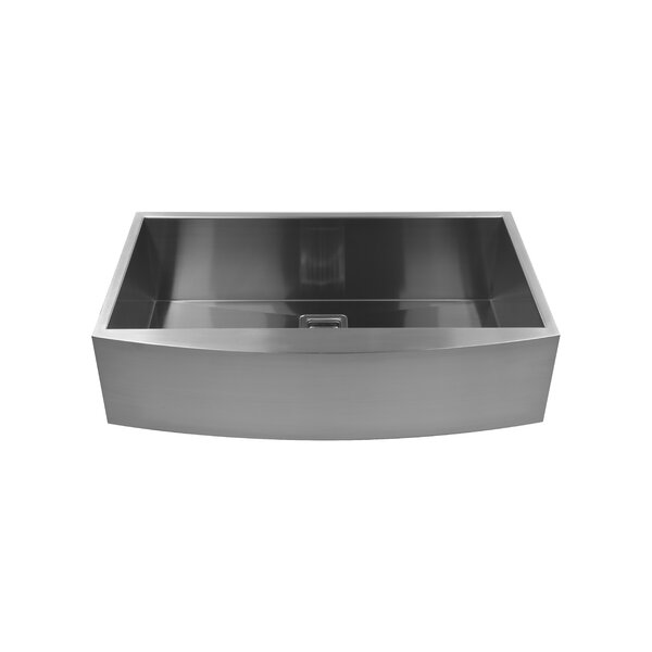 36 kitchen sink single bowl mevedoo 36