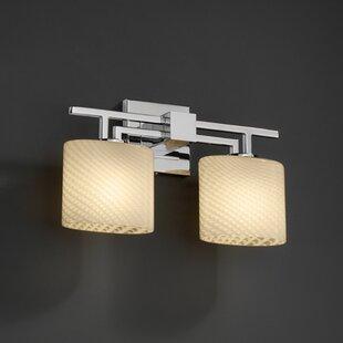 Brayden Studio Francesco 2-Light Vanity Light