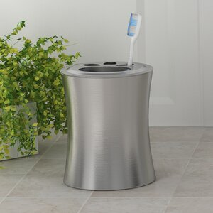 Double Walled Toothbrush Holder