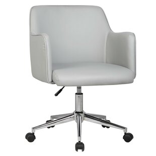 Porthos Home James Office Mid-Back Desk Chair