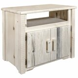 Abella Utility Cabinet Kitchen Island by Loon Peak®