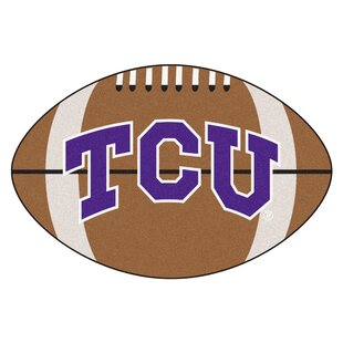 NCAA Texas Christian University Football Doormat By FANMATS