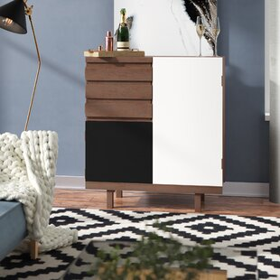 Faunsdale Bar Cabinet By Mercury Row