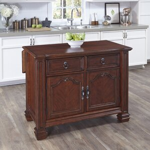 Santiago Kitchen Island by Home Styles