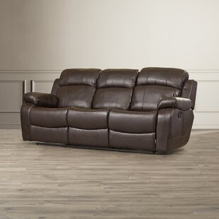 Shop Hall Double Reclining Sofa by Darby Home Co