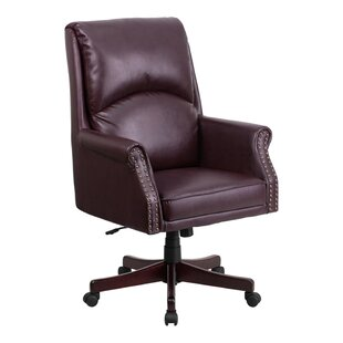Ohlman Executive Chair by Red Barrel Studio Read Reviews