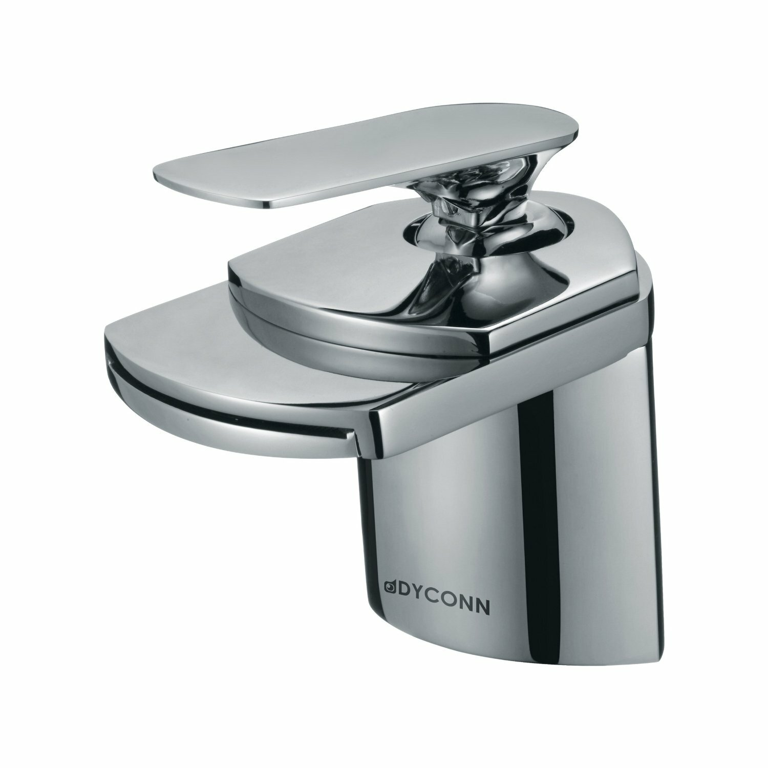 Dyconn Faucet Waterfall Single Hole Handle Bathroom Faucet & Reviews ...