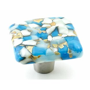 Pebbles Square Knob