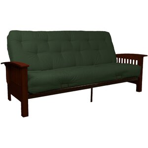 Grandview Loft Inner Spring Futon and Mattress