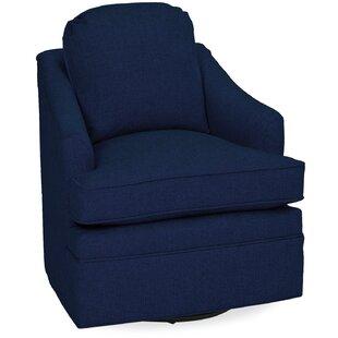 Tory Furniture Quinn Swivel Armchair