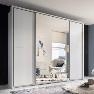 Brianne 4 Door Sliding Wardrobe By Ebern Designs