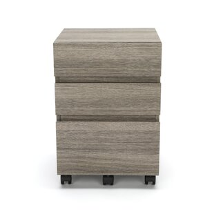 Imogen 3-Drawer Vertical Filing Cabinet by Comm Office Herry Up