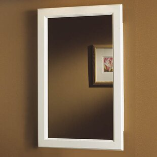 Evanston Modern 17.38 x 27.38 Recessed Medicine Cabinet By Darby Home Co