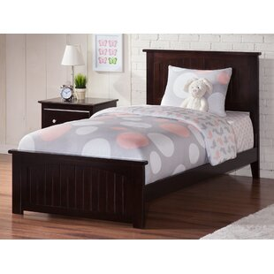 Beachcrest Home Graham Queen Panel Bed