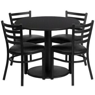 Neelam 5 Piece Dining Set