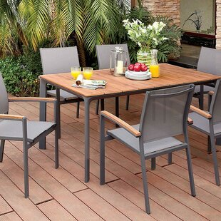 Jocelyn Solid + Manufactured Wood Dining ..