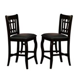 Nixon 24 Counter Stool (Set of 2) by Winston Porter