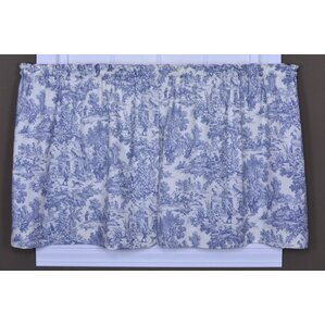 Awesome Lablanc Toile Tier Curtain (Set Of 2)