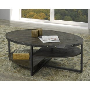 Budd Coffee Table by Williston Forge