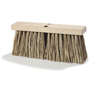 Flo-Pac® Palmyra Stalk Street Broom (Set of 12)