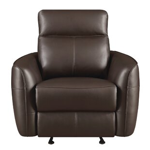 Scranton Leather Power Wall Hugger Recliner by Coaster